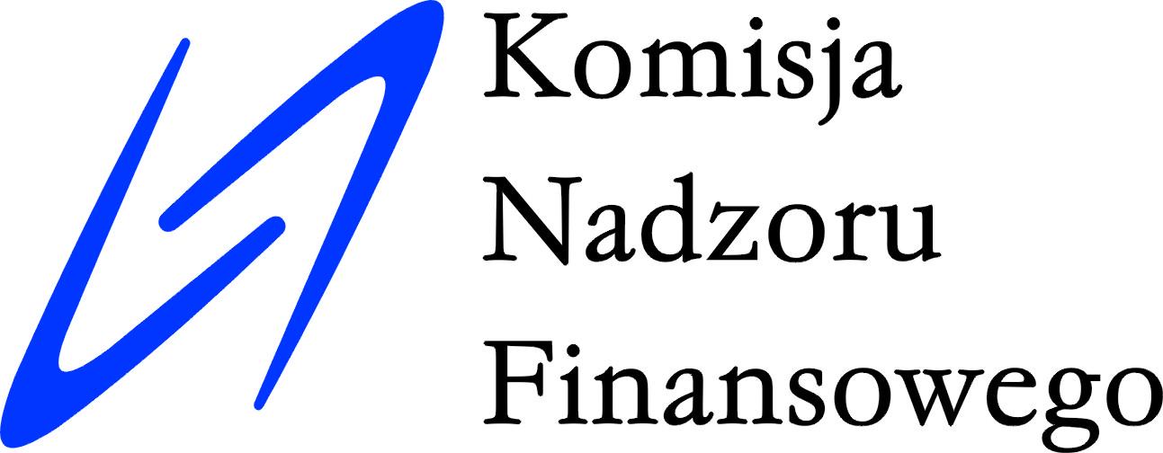 KNF logo PL