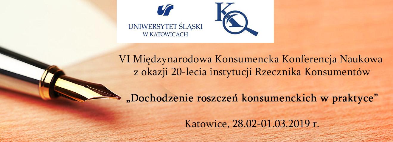 zaproszenie VI MKKN Katowice